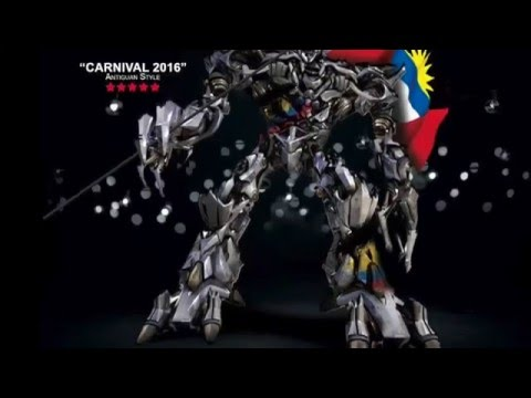 (Antigua Carnival 2016 Soca Music) Leepee Ching - Megatron (We Long)