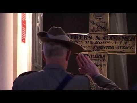 Villers Bretonneux - Anzac part 8 'Dawn Service'