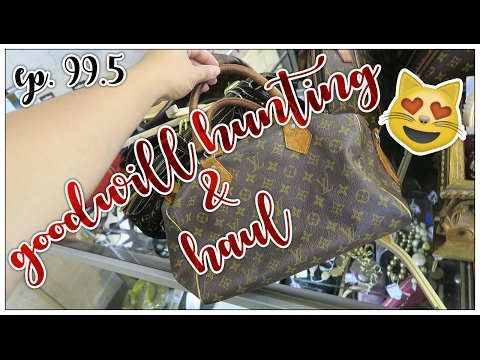 GOODWILL HUNTING AND HAUL EP. 99.5