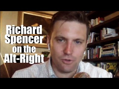 Richard Spencer Interview | What is the Alt-Right? (Pt. 1)
