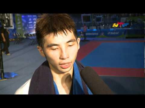 Male -54kg Silver / Chia Lin HSU (Taiwan)