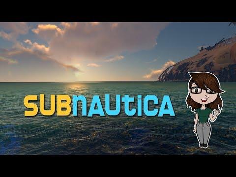 Subnautica #1 - Getting My Feet Wet