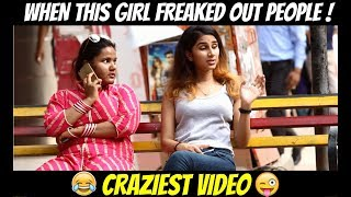 Mysterious Attention Seeking INVISIBLE Girlfriend In MALL PRANK !