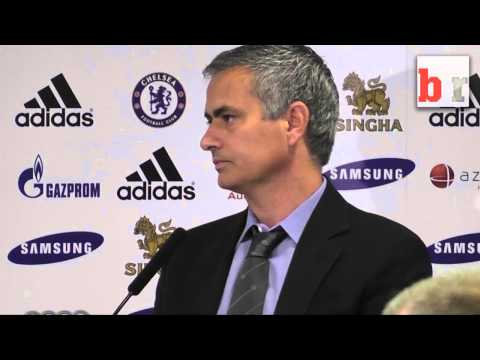 Jose Mourinho's Chelsea Return: Video highlights
