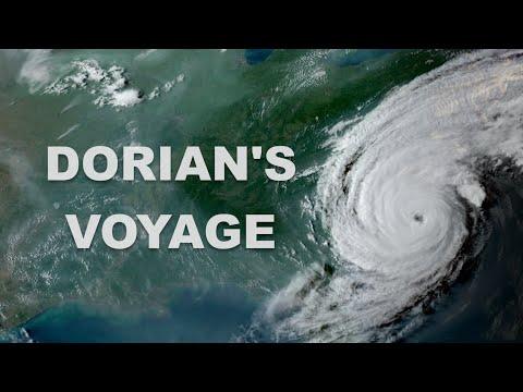 Hurricane Dorian's Incredible Voyage