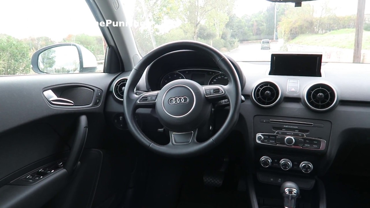 New 2018 Audi A1 Interior Youtube