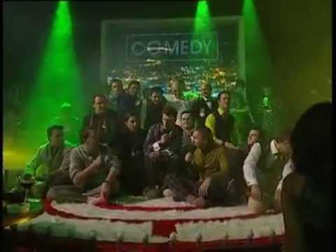 Resident of the Comedy Club Pavel Volya and TV host 01/15/2011 43