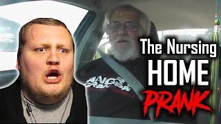 Angry Grandpa - The Nursing Home Prank REACTION!!!