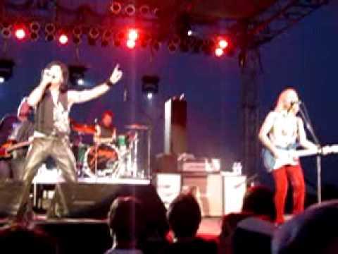 Survivor Live 'Burning Heart' 8-15-09 @ The Porter County Expo Center