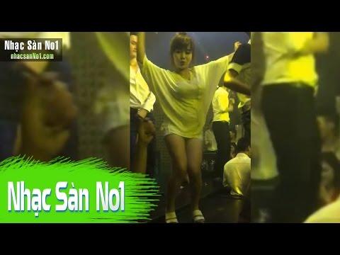 DJ Nonstop 2016 | Nhạc Sàn Cực Mạnh 2016 | Quẩy Cùng Nữ Cơ Trưởng Xinh Đẹp Bay Mất Xác Trên Bar