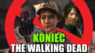 Czy to już KONIEC gier The Walking Dead?
