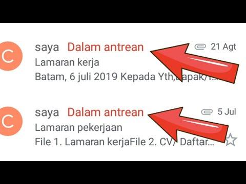 Video mengirim file hasil scan dengan menggunakan aplikasi Gmail. Meskipun ini dasar, tapi sering ba.