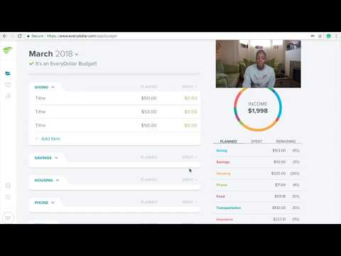 Mid-Month Budget Check In | Zero-Based Budget (Dave Ramsey Style)