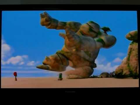 Veggie Tales - Rock Monster.