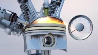 видео Что такое двигатель GDI?