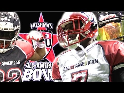 🔥🔥 FBU 9th Grade All-American Bowl 2017 - Highlight Mix