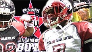 🔥🔥 FBU 9th Grade All-American Bowl 2017 - Highlight Mix