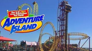 Adventure Island Vlog August 2018