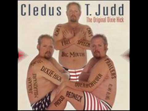 Cledus T Judd  Man of Constant Borrow