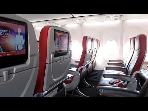 Malindo Air Flight Experience   OD802 Singapore to Kuala Lumpur