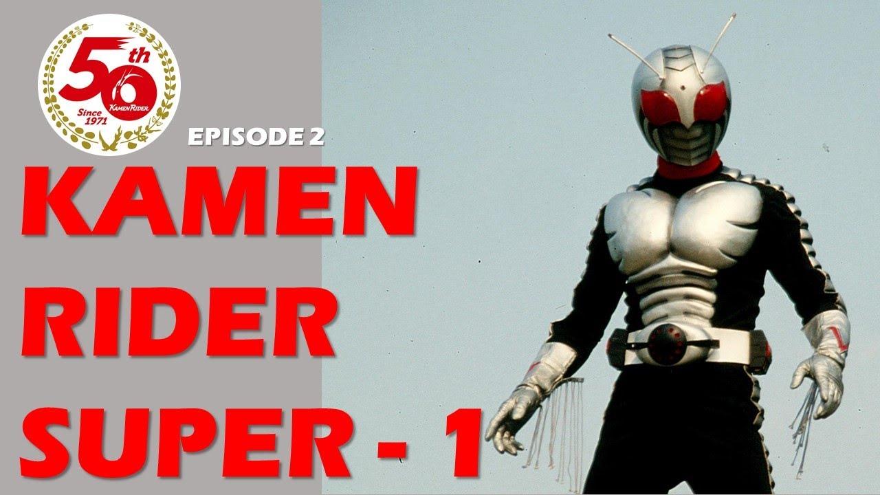 Download KAMEN RIDER SUPER-1 (Episode 2)