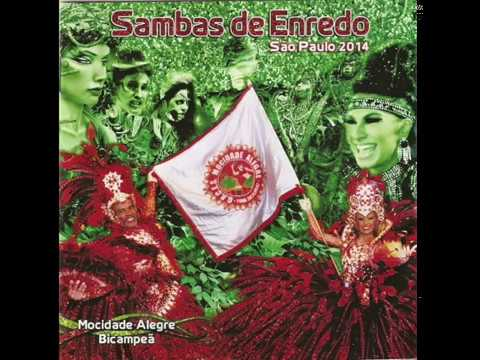 cd samba enredo 2014 sp