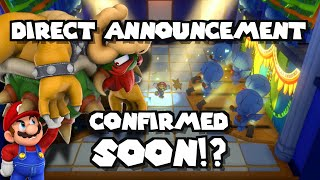 Nintendo Direct Confirmed Within the Next 2 WEEKS?! [Rumor]