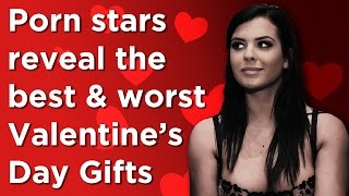 Aidra Fox Keisha Grey and more of your favorite adult starlets reveal the best and worst Valentines Day gifts theyve ever received in this AE exclusive