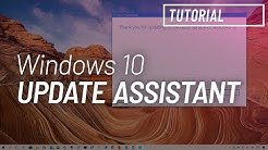 Windows 10 May 2019 Update, version 1903: Update Assistant install tutorial