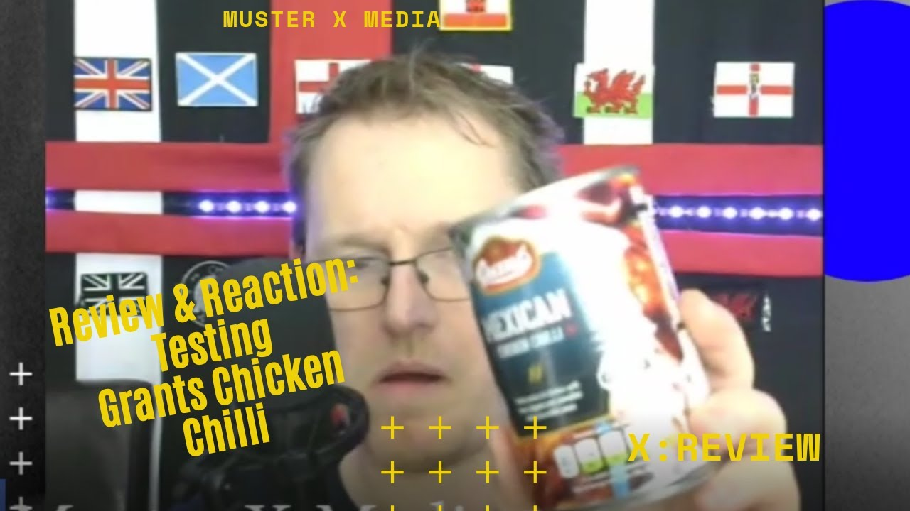 Review and Reaction: Testing Grants Chicken Chilli