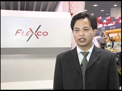 Printing South China / Sino Label 2011 [Exhibitors' Comments - Flexco]