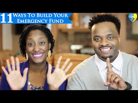 11 Ways To Build Up Your Emergency Fund