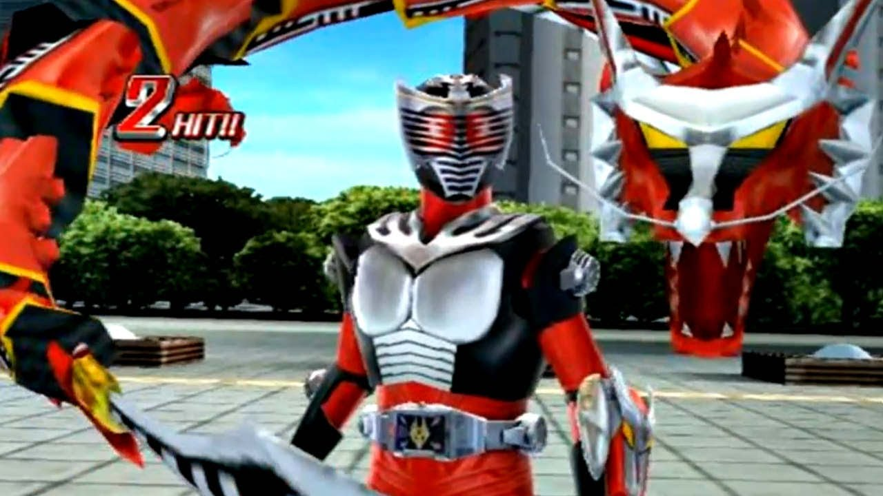 kamen rider super climax heroes wii ryuki vs knight hd youtube