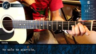 """Cómo tocar """"Yo Quisiera"""" de Reik en Guitarra (HD) Tutorial Acordes - Christianvib"""