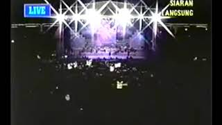 A. RAFIQ PANDANGAN PERTAMA Live Konser Musik Legendaris 96