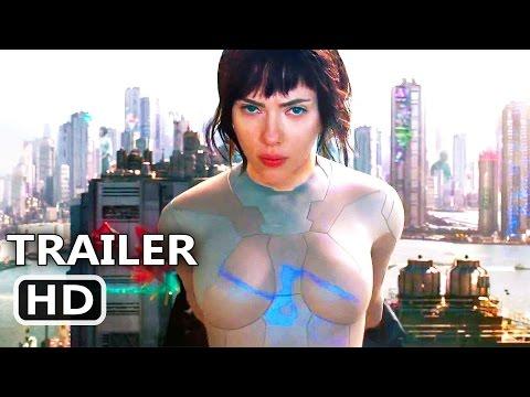 GHOST IN THE SHELL Final Trailer (2017) Scarlett Johansson Sci-Fi Movie HD streaming vf