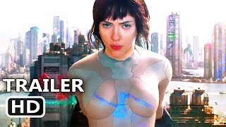 GHOST IN THE SHELL Final Trailer (2017) Scarlett Johansson Sci-Fi Movie HD