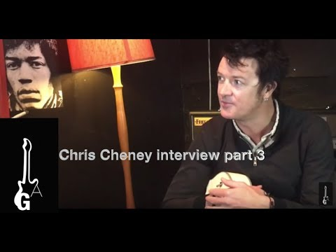 Chris Cheney Interview Part3 - Playing On Dave Letterman and The AFL Grand Final