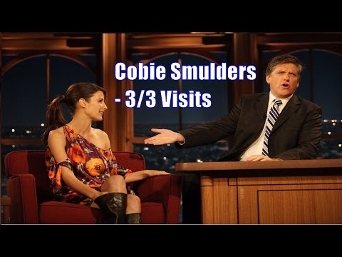 """Cobie Smulders - """"Male Vampires Are Attractive"""" - 3/3 Visits In Chronological Order [240-360]"""