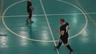 Салют Зубр 1 тайм Чемпионат мини футбол 2020 21