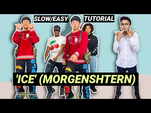 ICE EASY TUTORIAL STEP BY STEP EXPLANATION* | Dc Jeffxtingz and Jeanvictom | (feat. MORGENSHTERN)