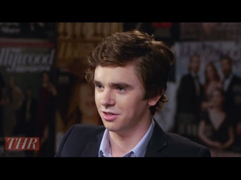 Emmys: Freddie Highmore on A&E's 'Bates Motel'
