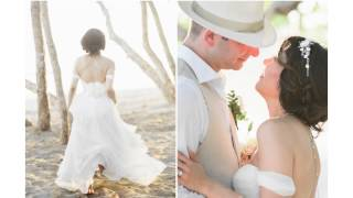Wedding at Discovery House in Manuel Antonio, Costa Rica