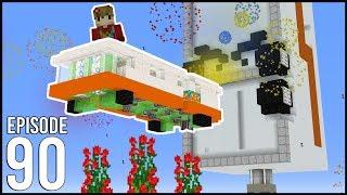 hermitcraft-6-episode-90-flower-power-launch