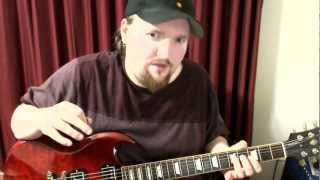Скачать How To Play Flick Of The Switch By AC DC Guitar Lesson