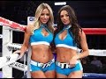 Meet Stephanie Cook Boxing Ring Girl