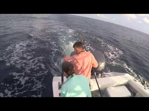 Cayman Islands wahoo fishing- 12 Mile bank- Captain Jacob