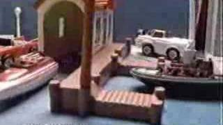 Micro Machines Super City Toolbox Playset