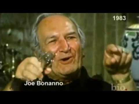 Mobsters - Joe Bonanno