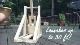 The Trebuchet Kit